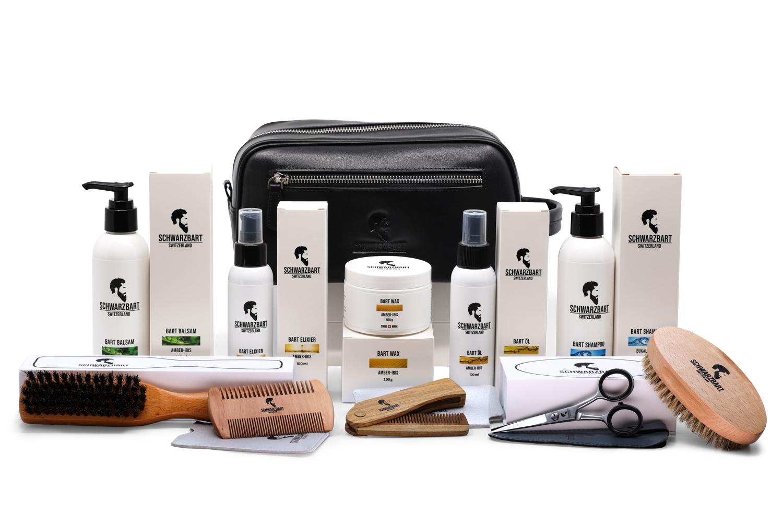 Bartpflege Set selber zusammenstellen mit 15% Rabatt auf alle Produkte